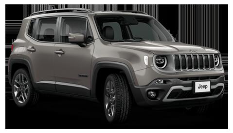 Jeep Renegate (Automatic)